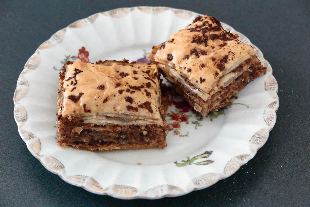 Authentic Ekin Baklava (Chocolate)